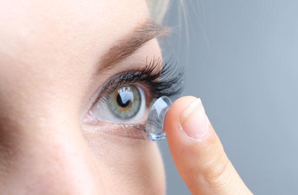 kontaklinsen